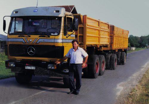 Borislav Gavrilović 1991. godina