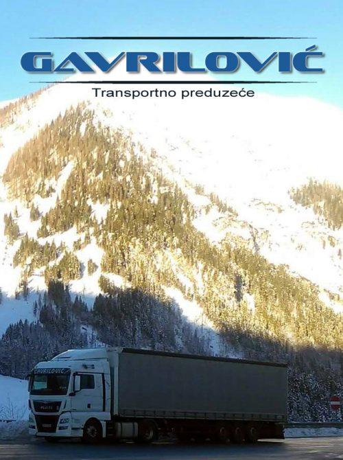 Gavrilović Alpe