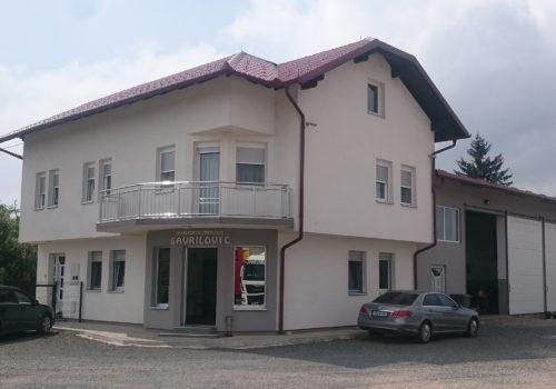 Gavrilović doo sjedište