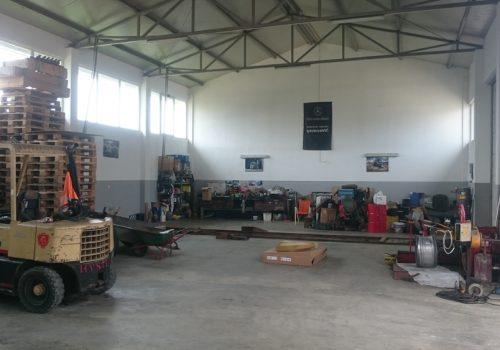 Servis – garaža